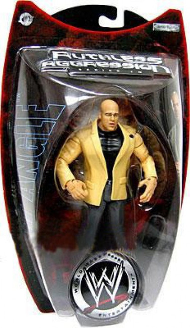 WWE Wrestling Ruthless Aggression Series 10 Kurt Angle Action Figure