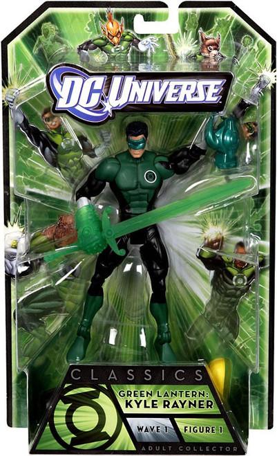 DC Universe Green Lantern Classics Series 1 Kyle Rayner Action Figure [Green Lantern]