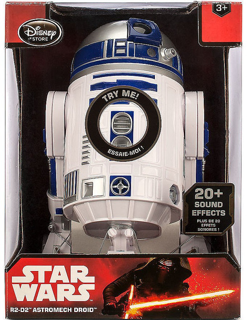 Disney Star Wars The Force Awakens R2-D2 Astromech Droid Exclusive Talking Action Figure [2015]