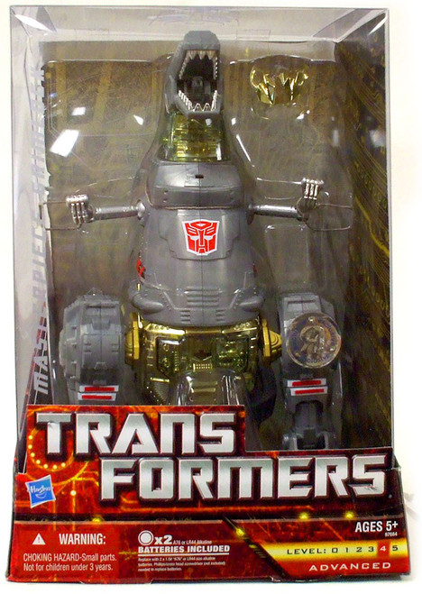 Transformers Masterpiece Grimlock Exclusive Deluxe Action Figure [Exclusive]