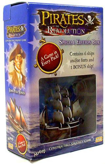 Pirates Pidates of the Revolution Red Curse Special Edition Box