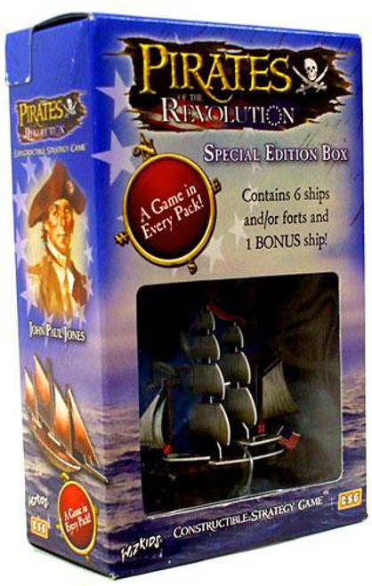 Pirates Pidates of the Revolution Concord Special Edition Box
