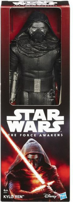 Star Wars The Force Awakens Hero Series Kylo Ren Action Figure