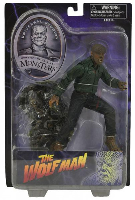 Universal Monsters The Wolfman Action Figure