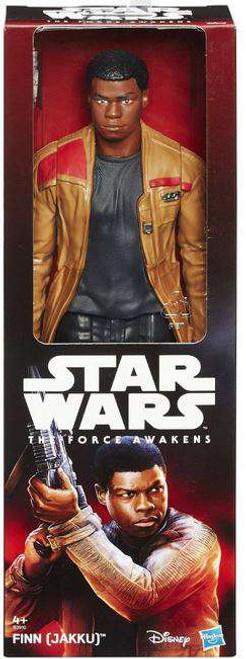 Star Wars The Force Awakens Hero Series Finn (Jakku) Action Figure