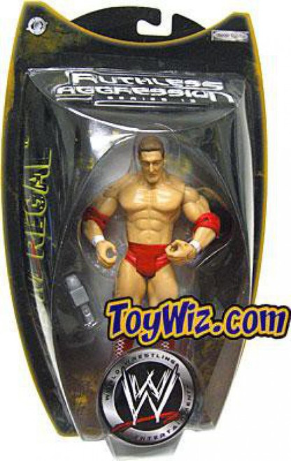 WWE Wrestling Ruthless Aggression Series 13 William Regal Action Figure