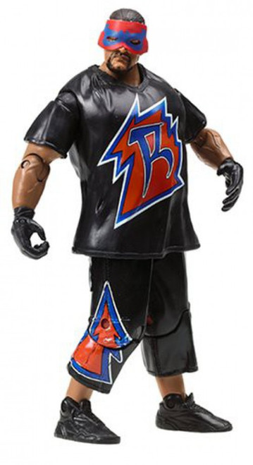 WWE Wrestling Ruthless Aggression Series 13 Rosey Action Figure