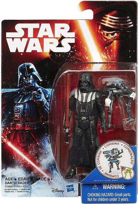 Star Wars The Empire Strikes Back Snow & Desert Darth Vader Action Figure [Snow Mission]