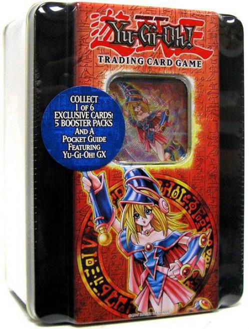 YuGiOh 2005 Dark Magician Girl Tin Set