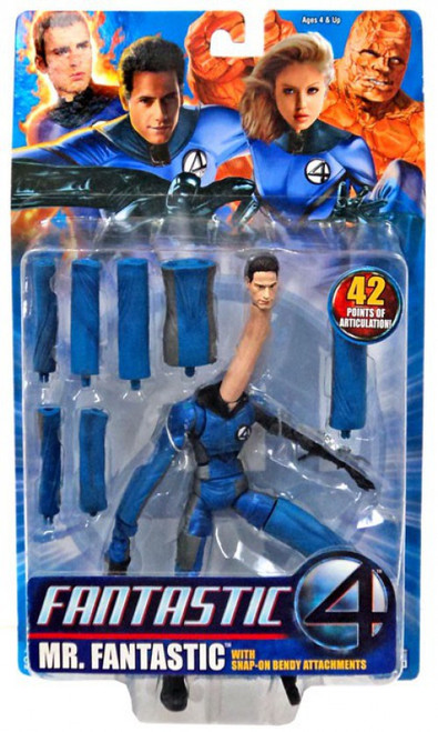 Marvel Fantastic Four Mr. Fantastic Action Figure