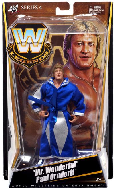 WWE Wrestling Legends Series 4 Mr. Wonderful Paul Orndorff Action Figure