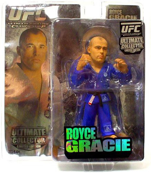 UFC Ultimate Collector Series 4 Royce Gracie Action Figure [Limited Edition]