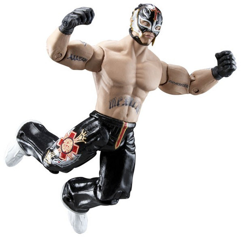 WWE Wrestling Ruthless Aggression Series 23 Rey Mysterio Action Figure