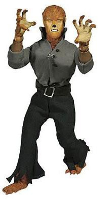 Universal Monsters Retro Series 1 Wolfman Figure [Cloth]