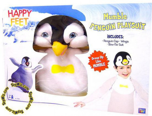Happy Feet Mumble Penguin Playsuit Roleplay Toy