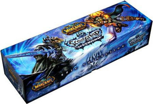 World of Warcraft Trading Card Game Scourgewar: Icecrown Epic Collection
