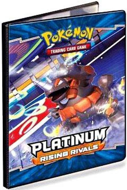 Ultra Pro Pokemon Platinum Rising Rivals 9-Pocket Binder