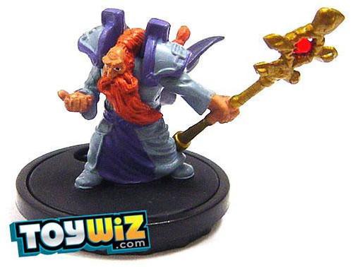 World of Warcraft Collectible Miniatures Game Core Set Boris Brightbeard