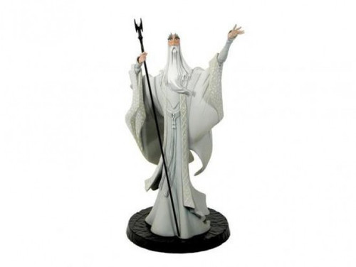The Lord of the Rings Animated Style Saruman Maquette