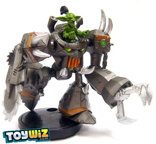 World of Warcraft Collectible Miniatures Game Core Set Goblin Shredder