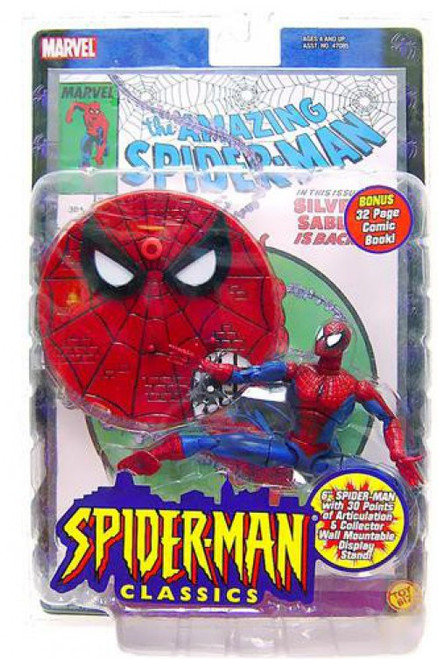 Spider-Man Classics Series II Spider-Man Action Figure #301