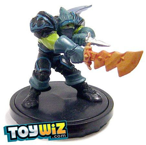 World of Warcraft Collectible Miniatures Game Core Set Zomm Hopeslayer