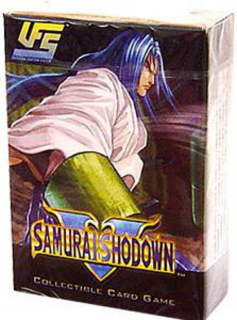Universal Fighting System Samurai Shodown Ukyo Tachibana Starter Deck