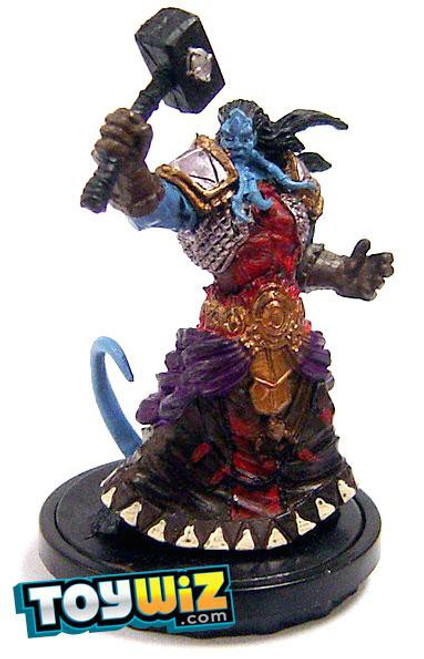 World of Warcraft Collectible Miniatures Game Core Set Phadalus the Enlightened