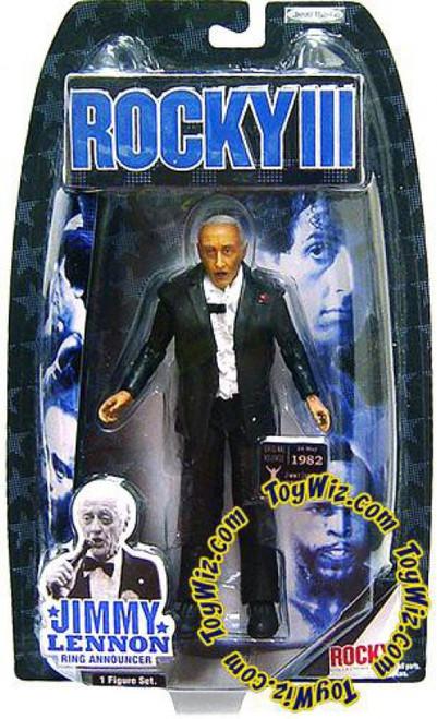 Rocky III Series 3 Jimmy Lennon Action Figure
