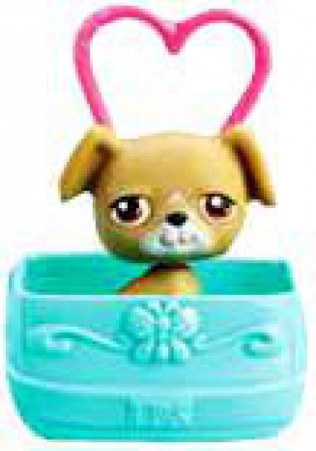 Littlest Pet Shop McDonald's Puppy Figure #8 [RANDOM Color]