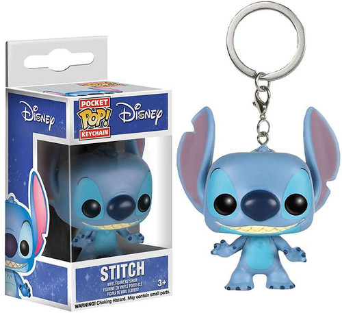 Funko Lilo & Stitch POP! Disney Stitch Keychain