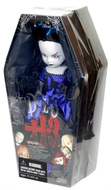 Living Dead Dolls Series 13 Morgana Doll