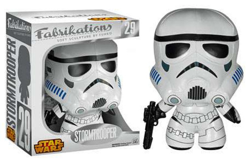 Star Wars Funko Fabrikations Stormtrooper 6-Inch Plush #29
