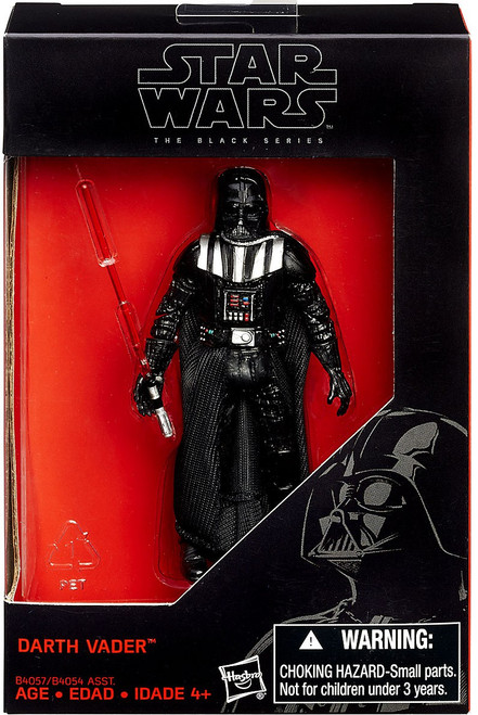Star Wars The Empire Strikes Back Black Series Darth Vader Exclusive Action Figure