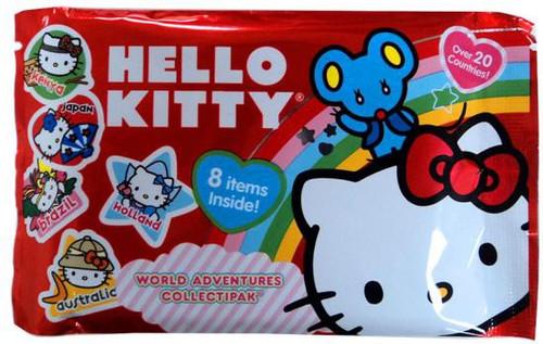 Hello Kitty World Adventures Collectipak Sticker Pack