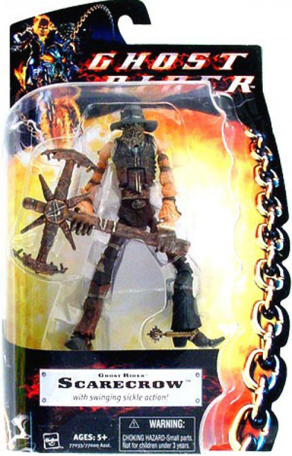 Ghost Rider Scarecrow Action Figure