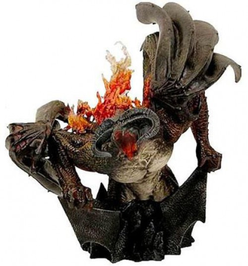 The Lord of the Rings The Fellowship of the Ring Balrog 8-Inch Mini Bust