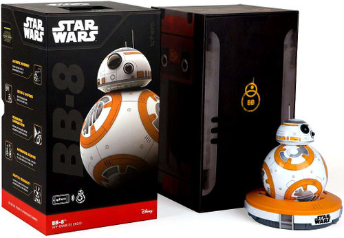 Star Wars The Force Awakens BB-8 App-Enabled Droid 9.5-Inch Talking Figure