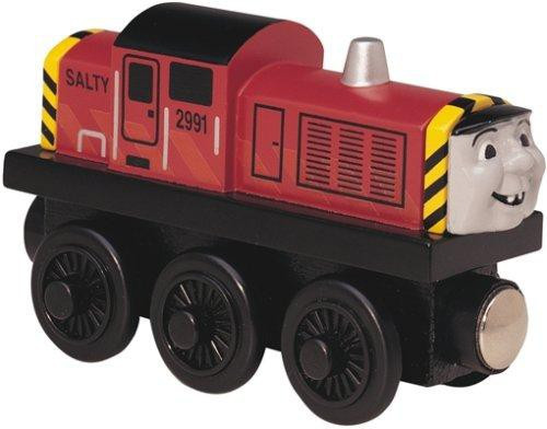 Thomas & Friends Wooden Railway Salty Train Figure