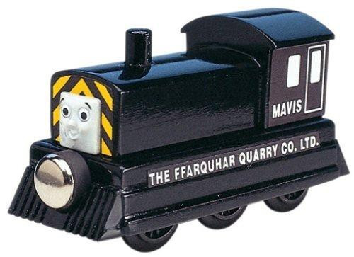 Thomas & Friends Wooden Railway Mavis Train Figure