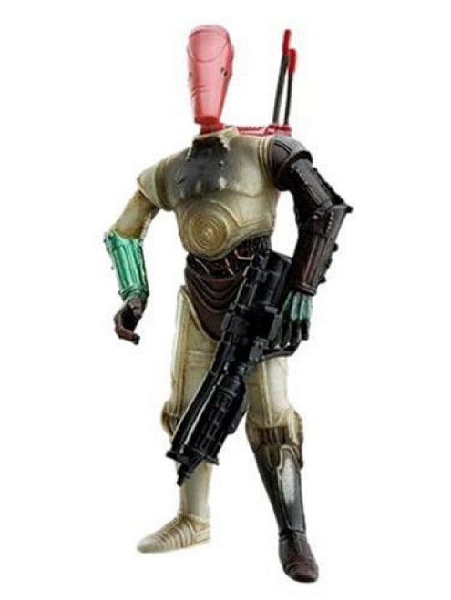 Star Wars Attack of the Clones 2007 Saga Legends (30th Anniversary) C-3PO Action Figure #6 [With Battle Droid Parts]