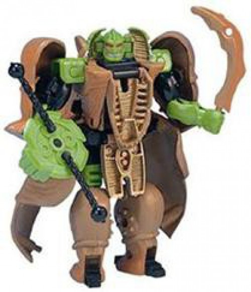 Transformers Japanese Beast Wars 10th Anniversary Rhinox Action Figure TM-09