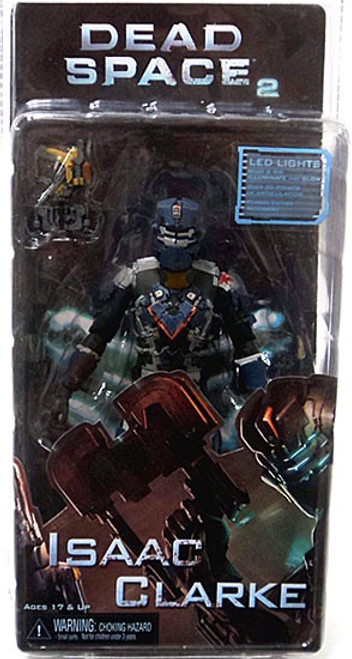 NECA Dead Space 2 Isaac Clarke Action Figure