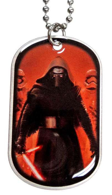 Star Wars The Force Awakens Kylo Ren Dog Tag #1 [Loose]