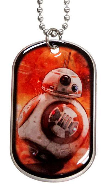 Star Wars The Force Awakens BB-8 Dog Tag #10 [Loose]