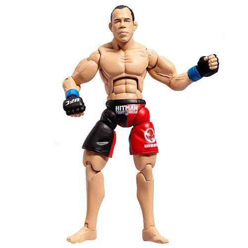 UFC Bring It On Build the Octagon Series 2 Wanderlei Silva Exclusive Action Figure
