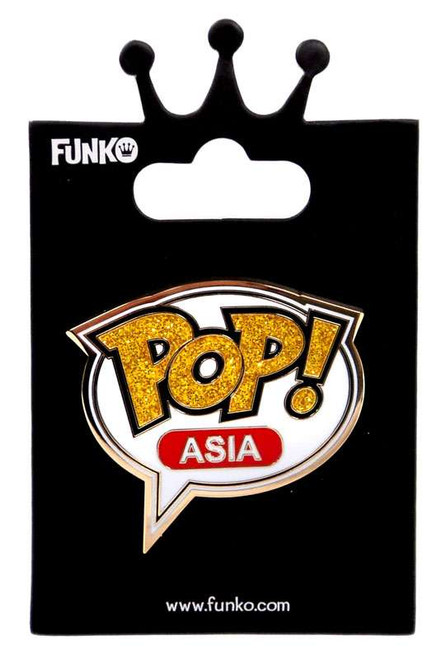 Funko Pop! Asia Exclusive 2-Inch Pin [Limited Edition]