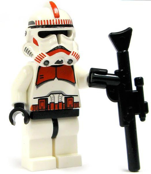 LEGO Star Wars Clone Shock Trooper Minifigure [Loose]