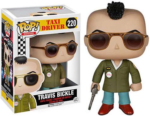Funko Taxi Driver POP! Movies Travis Bickle Vinyl Figure #220