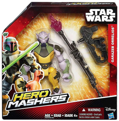 Star Wars The Force Awakens Hero Mashers Garazeb Orrelios Action Figure